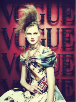 Photo : Michelangelo Di Battista / Italian Vogue